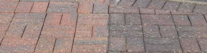 driveway cleaning glasgow pressure cleaning